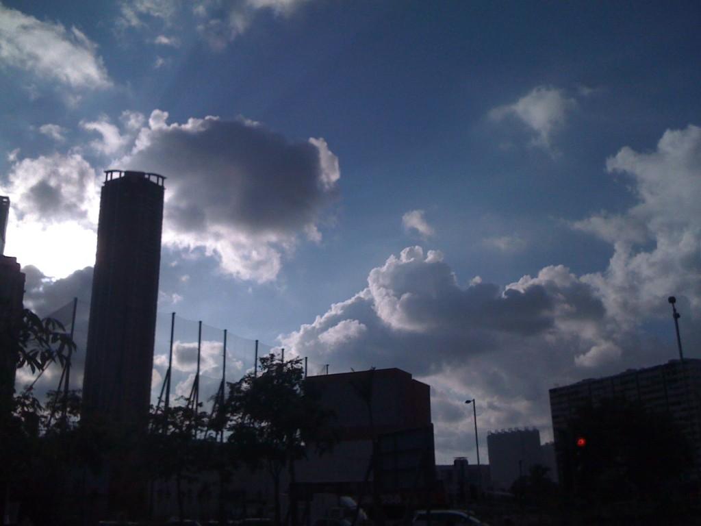 柯士甸的藍天
