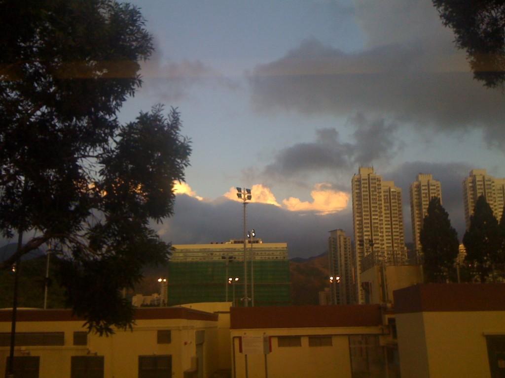 瀝源的藍天