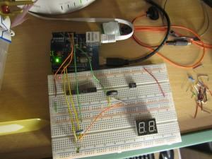 Arduino 天氣站 v.1