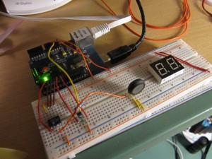 Arduino 天氣站 v.2